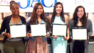 Seattle JACL awards scholarships