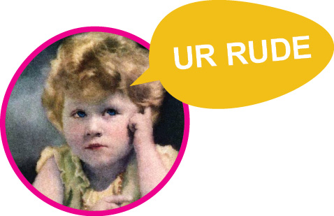 blog)rude