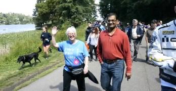 ACRS Walk for Rice fundraiser
