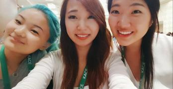 UW student attends Korean American Grassroots Conference 2016
