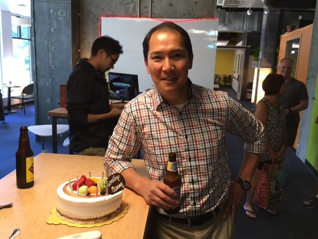 Quang Nguyen (Photo by John Liu/NWAW)