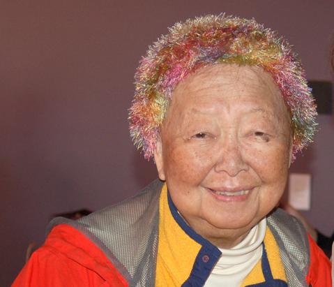 Ruth Woo (Photo by George Liu/NWAW)