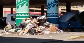 BLOG: How Chinatown battles homeless encampments