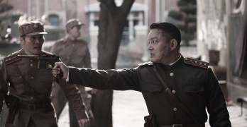 UW graduate co-produced a film portraying the Battle of Inchon featuring Liam Neeson