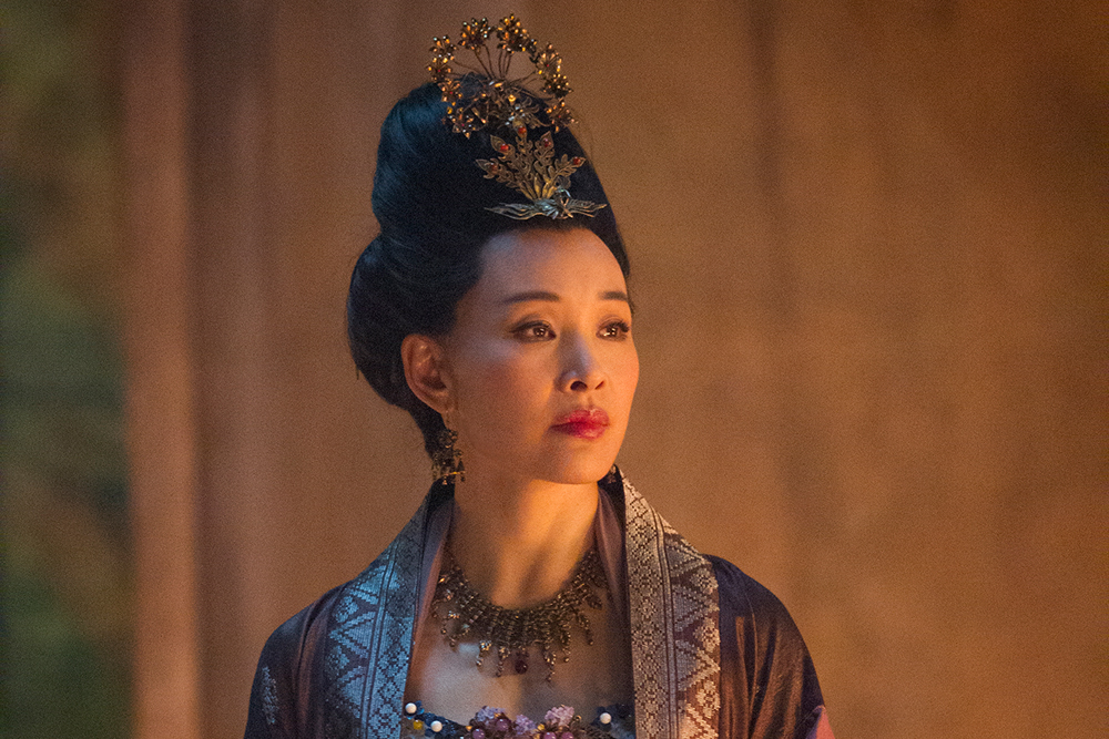 "Joan Chen ""Marco Polo"""