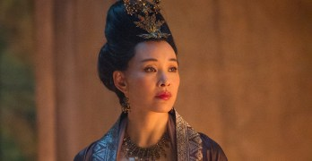 "Interview with Joan Chen of ""Marco Polo"""