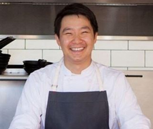 Chef Heong Soon Park