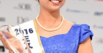 Japan's Half-Indian Miss World contestant