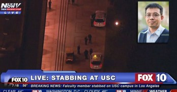 Students: Slain USC professor was caring; arrested student quiet