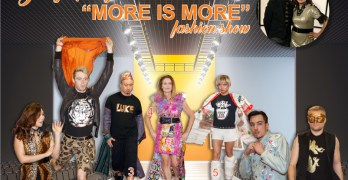 "PICTORIAL: Gary Tang's ""More is More"" fashion show"
