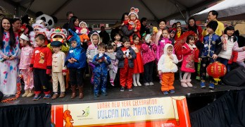 PICTORIAL: 8th Annual Lunar New Year Costume Contest