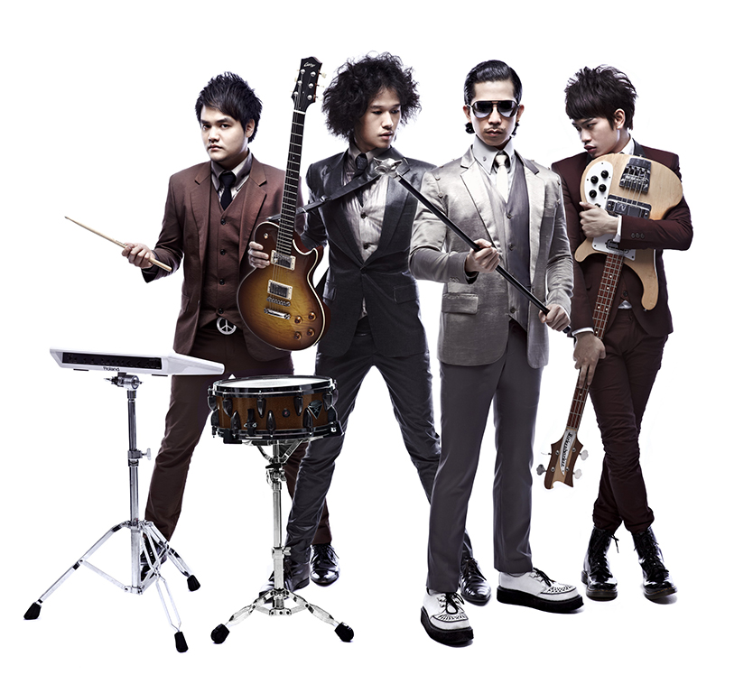 Image result for asian band