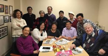 35th anniversary planning committee meeting