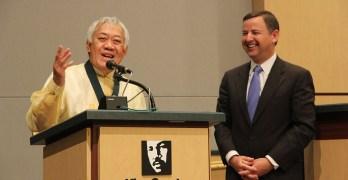 Frank Irigon gets MLK Medal of Distinguished Service