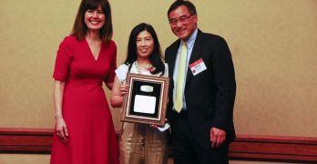 Volunteer honored by American Heart Association