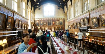 Asians and Harry Potter, chasing the Oxford dream