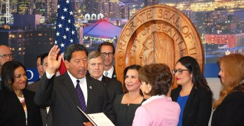 Seattle's first Asian mayor