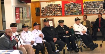 PICTORIAL: Thank you, Veterans!