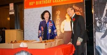 PICTORIAL: Grandmaster turns 80