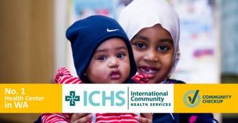 ICHS ranked Washington's No. 1 community health center