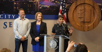 Seattle mayor picks Carmen Best as new police chief