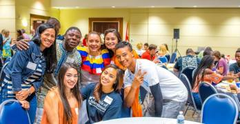Program makes global friends out of strangers