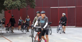 Dream Riders embark on a Journey to Justice