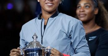 Osaka wins US Open final