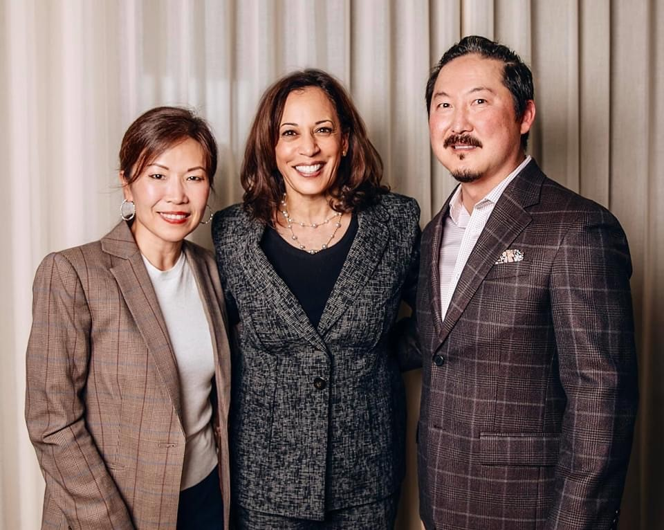 Kamala Harris First Black Asian Woman Picked As Biden S Running Mate Local Aapi Leaders Thrilled
