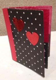 """""""Pocket Accordion Book"""" by Sue Cole"""