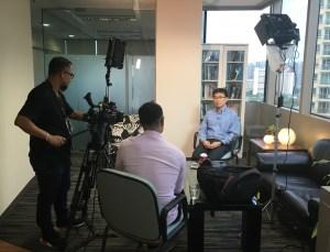 Media interview with Dr Ng Wai Chong
