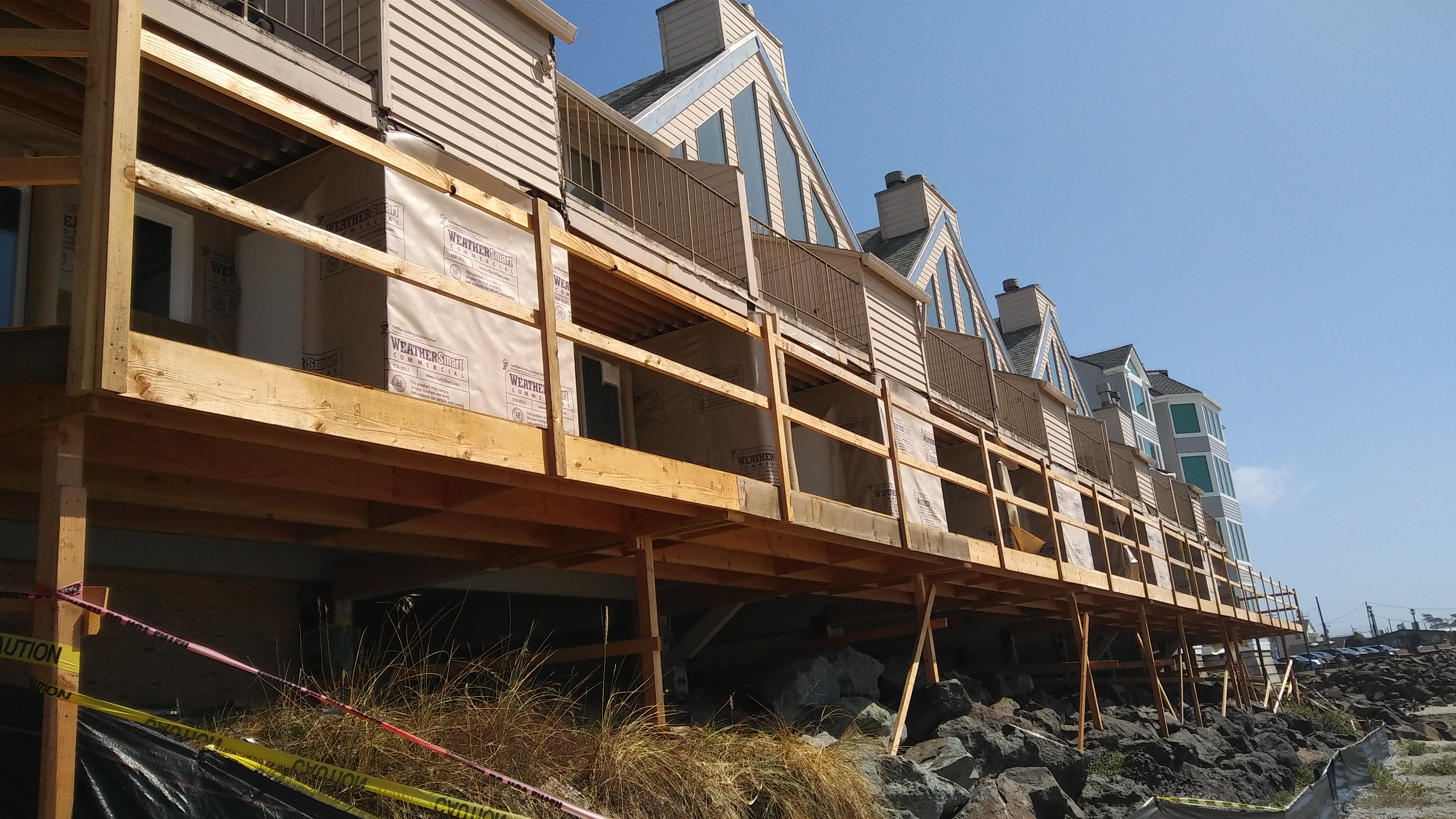 NW Construction Canby Oregon Rockaway Beach Condominium Remodel (1)