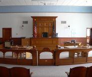 Nebraska Courtroom
