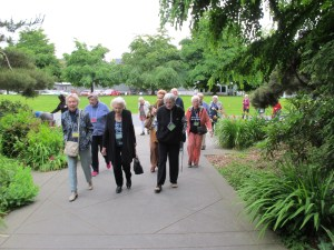 2014 Day of Learning walking