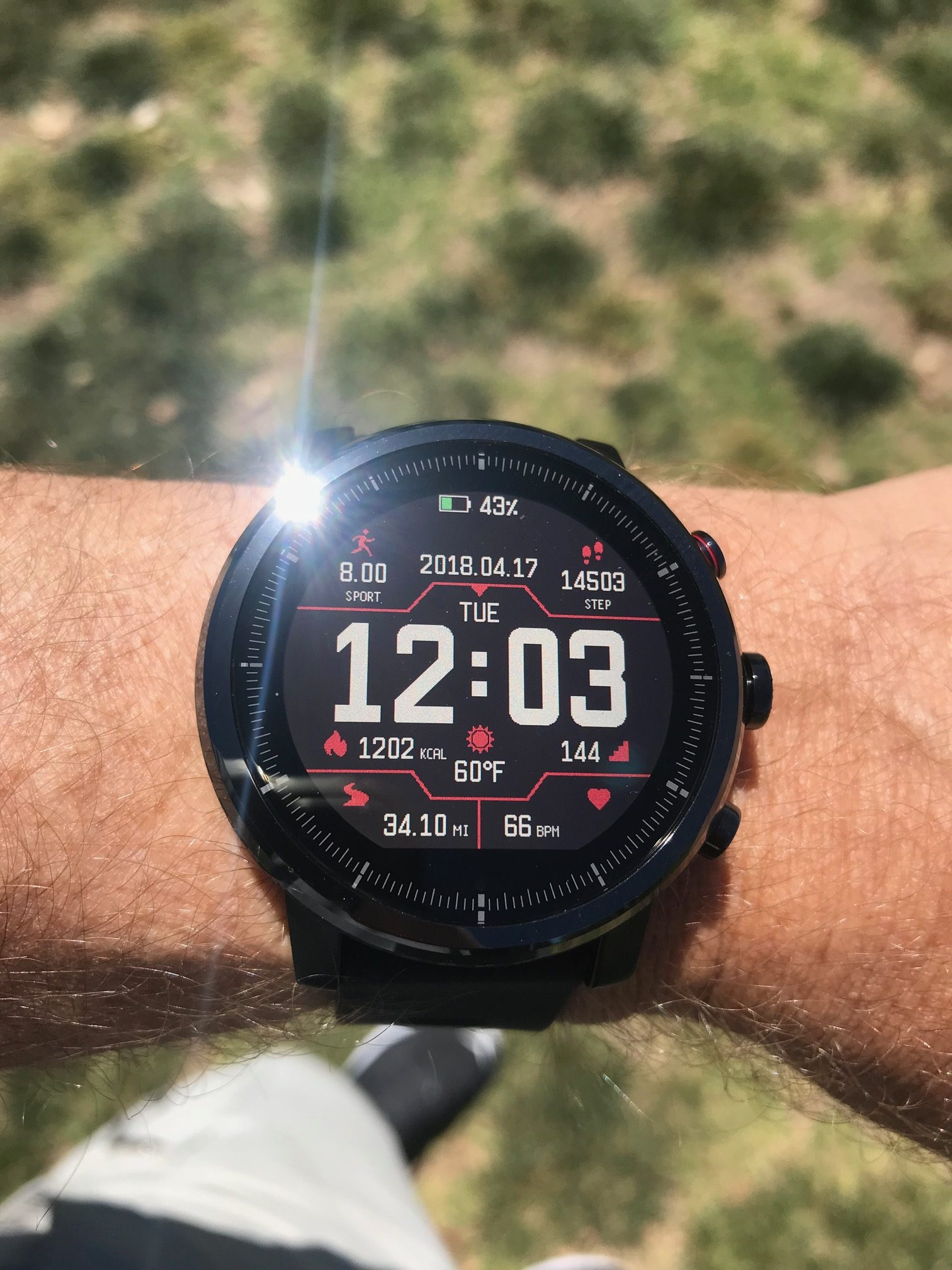 Huami Amazfit Stratos GPS Watch Review