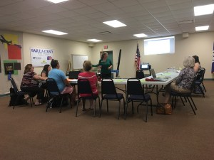 Wakulla Meeting