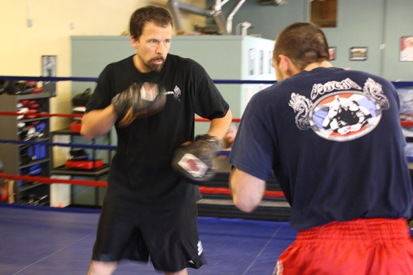 boxing training in portland