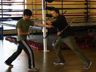 Eskrima Training in Portland