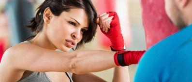 Women's Kickboxing in portland