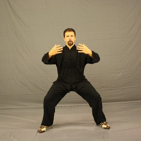 Tai Chi Practice and Confidence