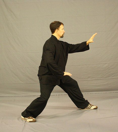 Coping with Peripheral Neuropathy through Tai Chi