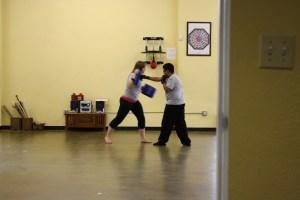 Train MMA
