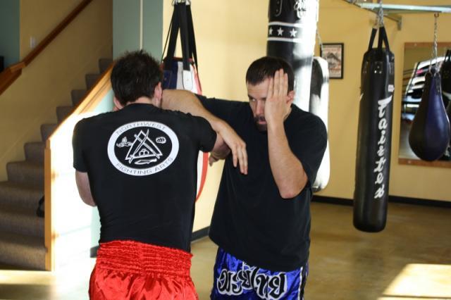 Kickboxing Portland