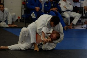 Jiu Jitsu Headlock Escapes