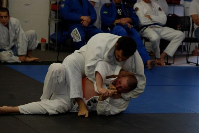 Learn Jiu Jitsu Takedowns in Portland