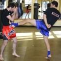 Kickboxing in Portland