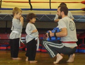 Kids Martial Arts in Portland