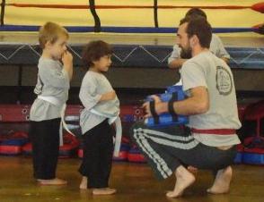 Kids Martial Arts in Portland