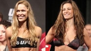 Can Tate Beat Ronda Rousey