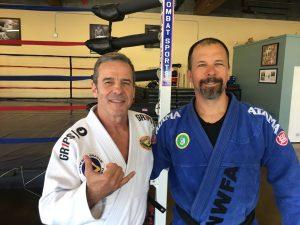 Brazilian Jiu-Jitsu Portland